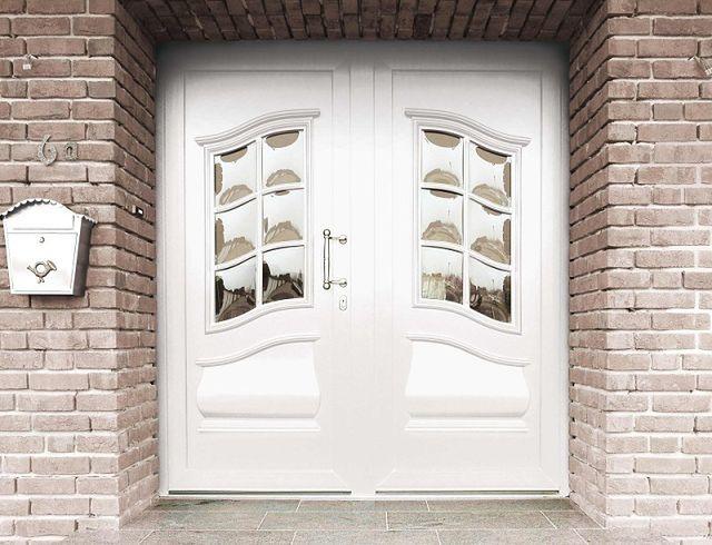 Drzwi zewnętrzne - wygodne wejście do domu