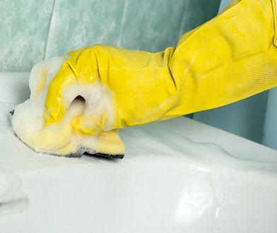 Jak bez wysiłku posprzątać łazienkę?