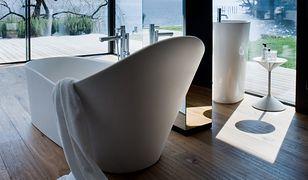 Łazienkowy design z najwyższej półki
