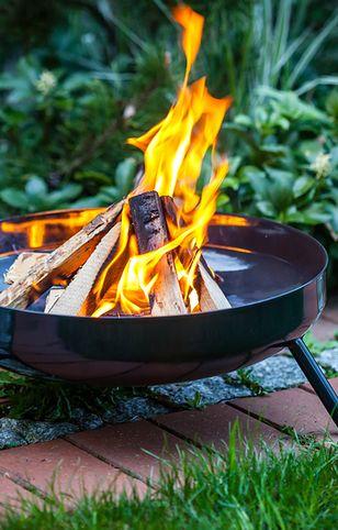 Palenisko ogrodowe to genialna alternatywa dla tradycyjnego ogniska
