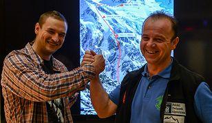 Himalaiści Adam Bielecki i Jacek Czech