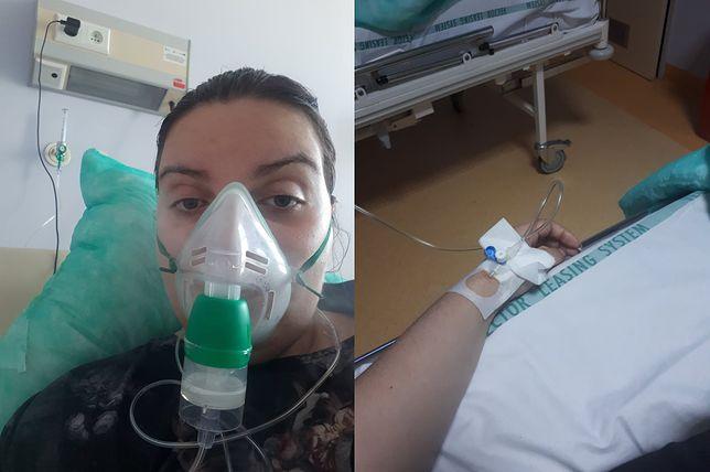 Koronawirus w Polsce. Daria od kilku miesięcy walczy z powikłaniami