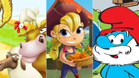 Najciekawsze gry rolnicze i farmerskie na Androida i iOS