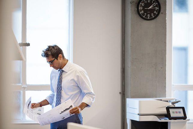 Czy drukarka może rozpowszechniać twoje dane?