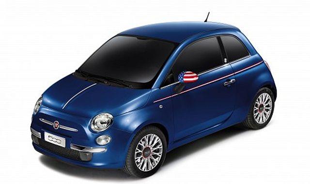 Pierwszy Fiat 500 America do zdobycia na Twitterze