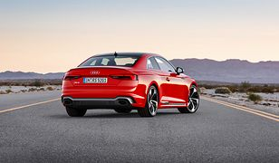 Audi RS 5 Coupé (2017) - zdjęcia