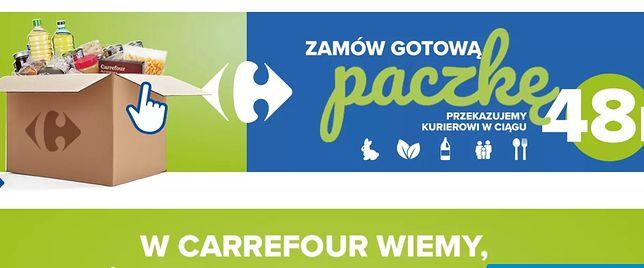 Carrefour wprowadza nowe usługi.