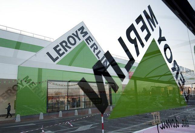 10. Leroy Merlin - 77,6 pkt.