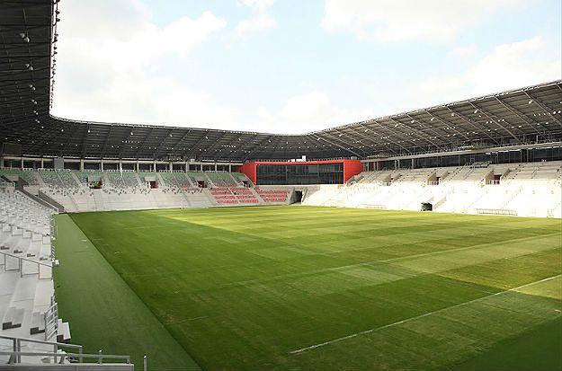 W Krakowie powstały nowe obiekty sportowe. Pojawił się stadion i hala sportowa
