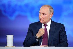 Nieoczekiwana rozmowa Macrona z Putinem