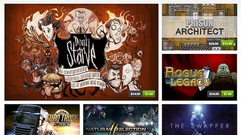 Humble Store działa od dawna - ale dostał nową stronę główną, by łatwiej go było zauważyć