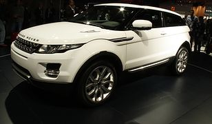 Najnowsze samochody Lotusa i Range Rovera