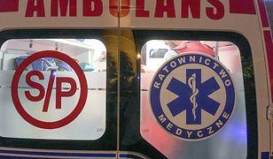 Lędziny. Rodzina potrącona przed 6-latkę trafiła do szpitala