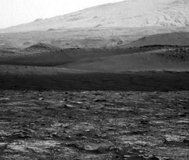 """NASA: niesamowite zdjęcia z Marsa. Łazik Curiosity zauważył """"diabelski"""" pył"""