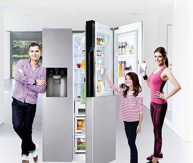 Wyjątkowo oszczędne lodówki LG
