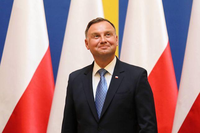 Sondaż. Andrzej Duda przed Donaldem Tuskiem. Kto zostanie prezydentem?