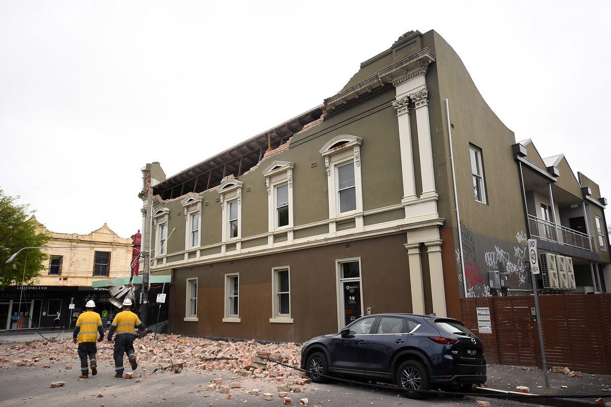 Australia. Trzęsienie ziemi w rejonie Melbourne