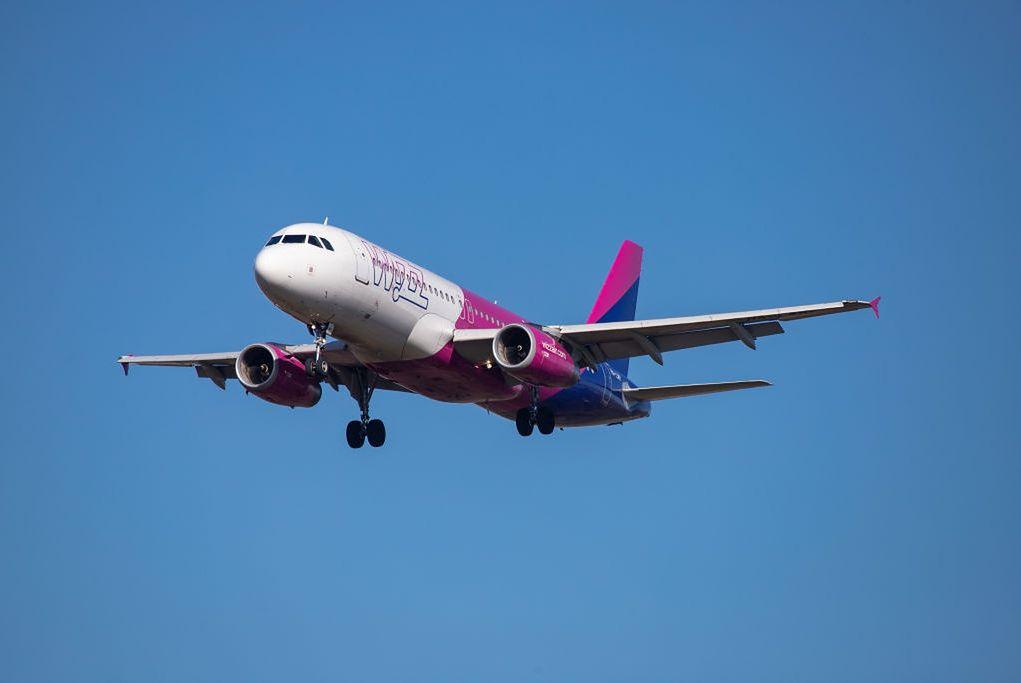 Wizz Air jako pierwsza linia lotnicza deklaruje powrót do lotów międzynarodowych od 17 czerwca