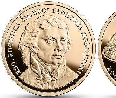 200. rocznica śmierci Tadeusza Kościuszki
