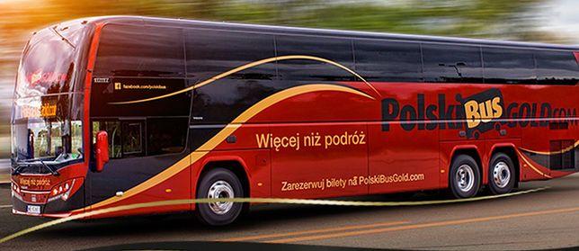 PolskiBus rozszerza ofertę. 17 nowych miejscowości