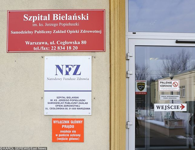 Warszawa. SOR stał się kilkudniową poczekalnią