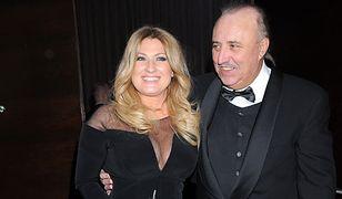 Beata Kozidrak i jej były mąż Andrzej Pietras w 2013 roku