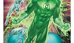 Hal Jordan i Korpus Zielonych Latarni – Światło w butelce, tom 2