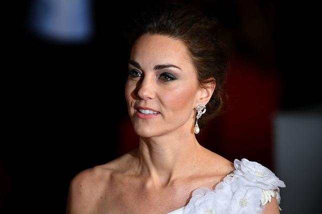 Księżna Kate doceniona przez królową
