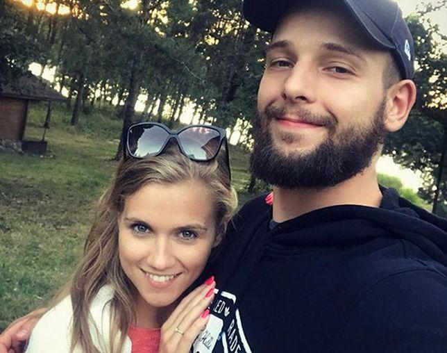 Agnieszka Kaczorowska i Maciej Pela myślą nad wspólnym biznesem