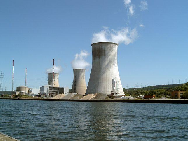 Państwowa Agencja Atomistyki uspokaja w sprawie elektrowni atomowej w Belgii. Nie ma zagrożenia