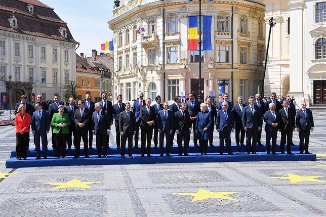 Szczyt w Rumunii. Waży się przyszłość Unii Europejskiej