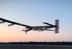 US Navy pracuje nad samolotem zasilanym energią słoneczną. Będzie latał 90 dni bez przerwy