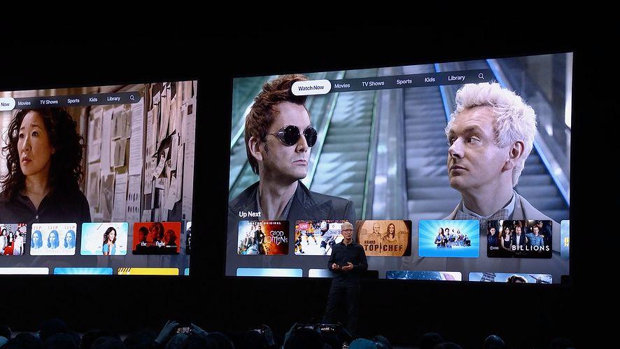Apple WWDC: Osobisty Apple TV z kontrolerem PlayStation lub Xboxa One