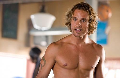 Matthew McConaughey fot. Warner Bros Entertainment Polska