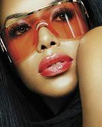Alexandra Shipp jest księżniczką Aaliyah