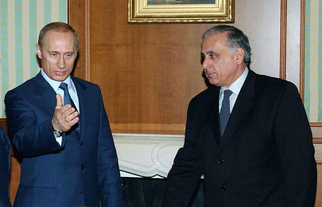 Premier Abchazji zginął w wypadku samochodowym