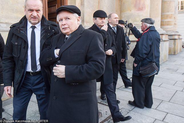 Taśmy Kaczyńskiego. Gerald Birgfellner: prezes PiS nakłaniał mnie do wręczenia pieniędzy