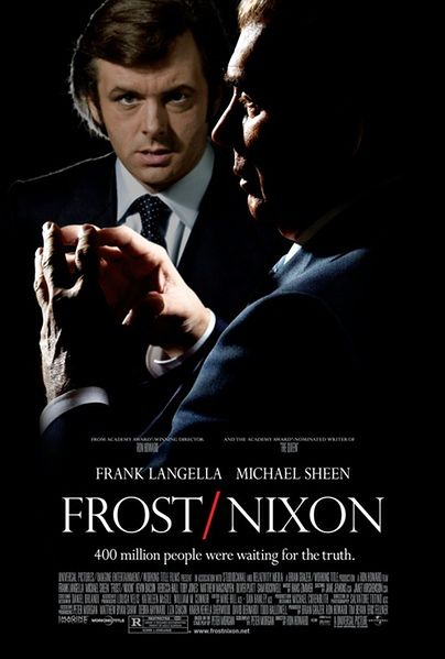 Miejsce 11. 'Frost/Nixon'