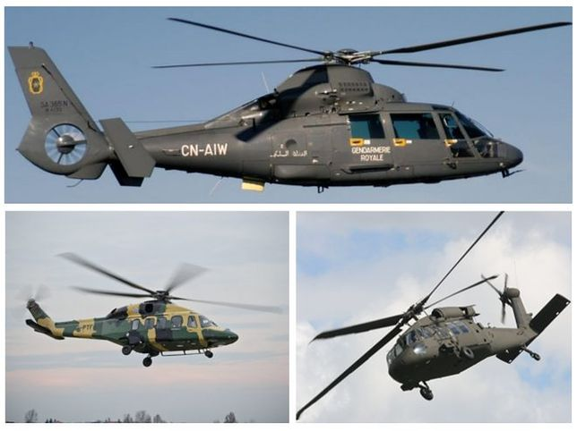Jakie śmigłowce dla polskiej armii?