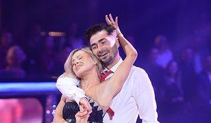 Jan Kliment, który tańczy z Anną Karwan, wylądował na kwarantannie