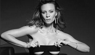 Magdalena Boczarska świeci biustem na Instagramie. Sexy?