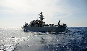 Izraelska łódź patrolowa
