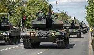 Na wyposażenie 18 DZ wejdą m.in. czołgi Leopard 2A5