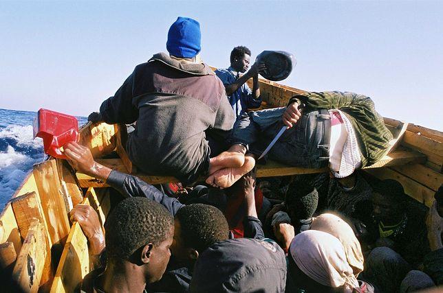 Tunezja. U wybrzeży kraju utonęła łódź z imigrantami