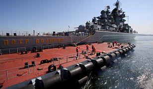 W pobliżu Finlandii funkcjonują bazy rosyjskich okrętów Floty Bałtyckiej i Północnej.