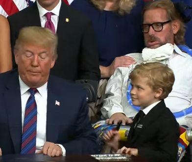 Donald Trump i Jordan