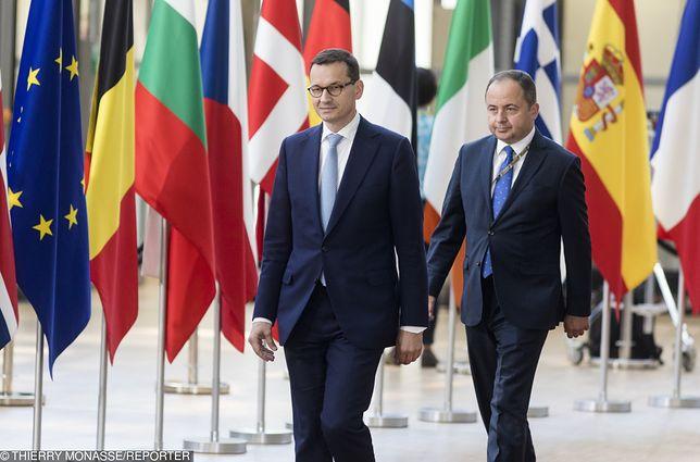 Głównym tematem szczytu, który odbył się w Brukseli, była unijna polityka migracyjna.