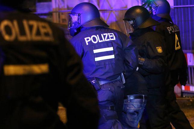 Podczas interwencji rannych zostało trzech policjantów