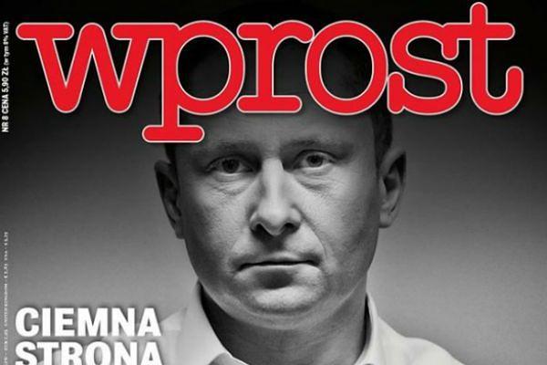"""""""Wprost"""" uderza w Kamila Durczoka"""