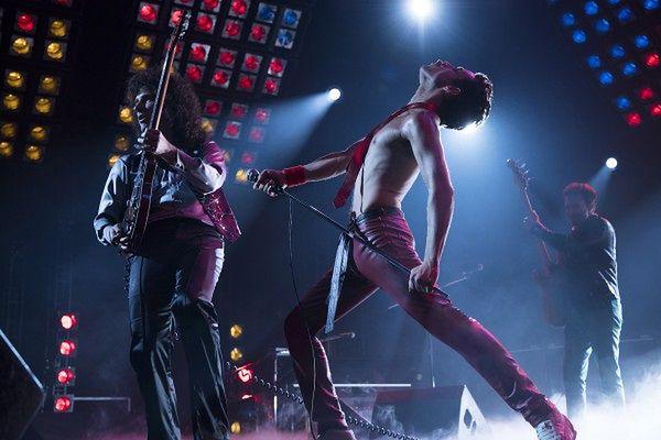 """Film """"Bohemian Rhapsody"""" okazał się najbardziej kasową biografią"""